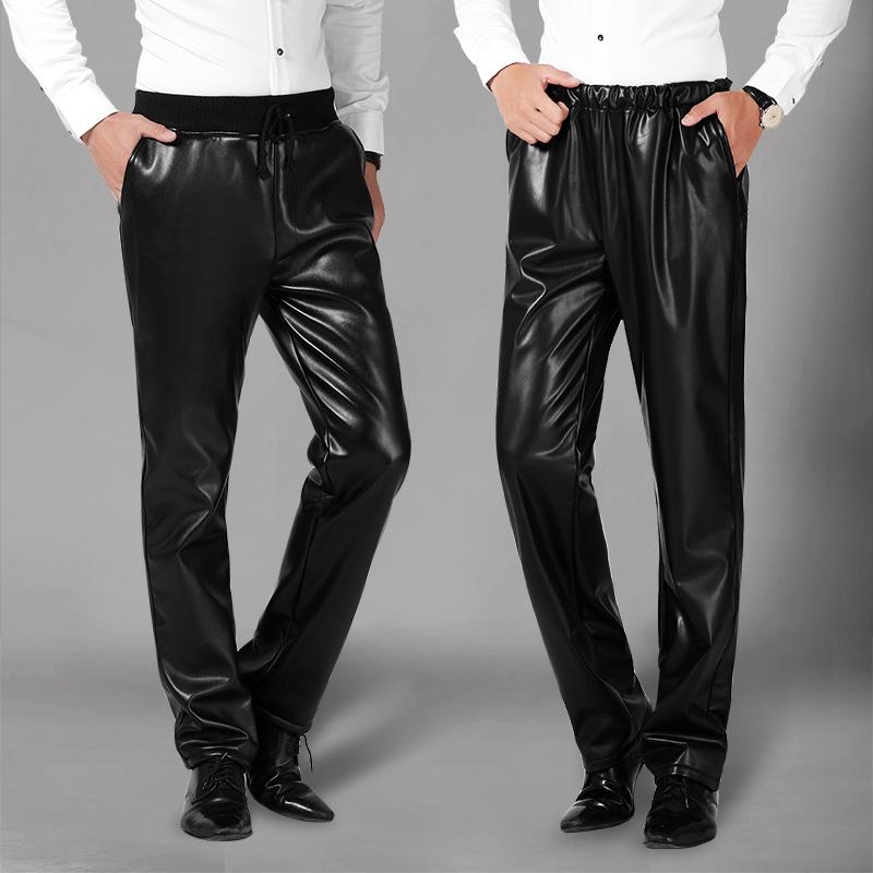 Кожаные брюки Артикул 574441338109