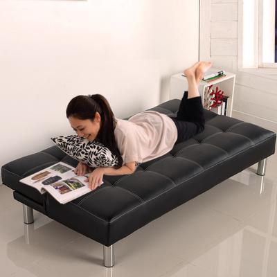 贝格森 沙发床可折叠两用1.8米 多功能皮艺小户型双人单人沙发1.5评价好不好