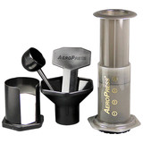 Four Generation Aeropress portable coffee pot delivers 350 pieces of filter paper coffee bean grinder