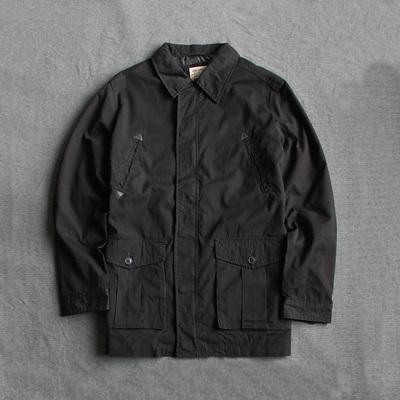 国内单 男装休闲M65夹克男式多袋风衣春秋款M744