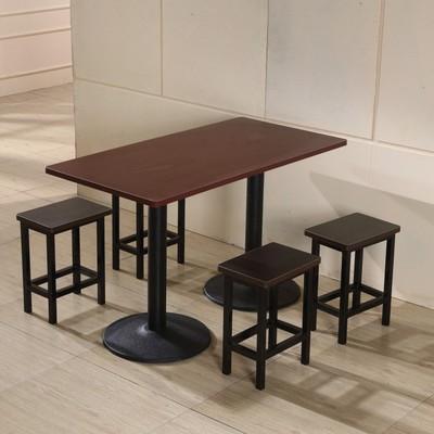 快餐桌椅食堂桌椅