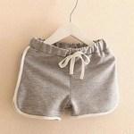 小孩休闲短裤