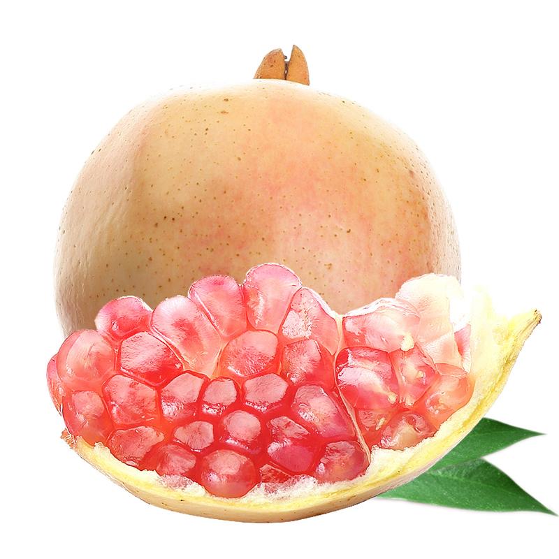 云南红河蒙自特产甜石榴孕妇新鲜水果5斤包邮汁多皮薄现摘现发
