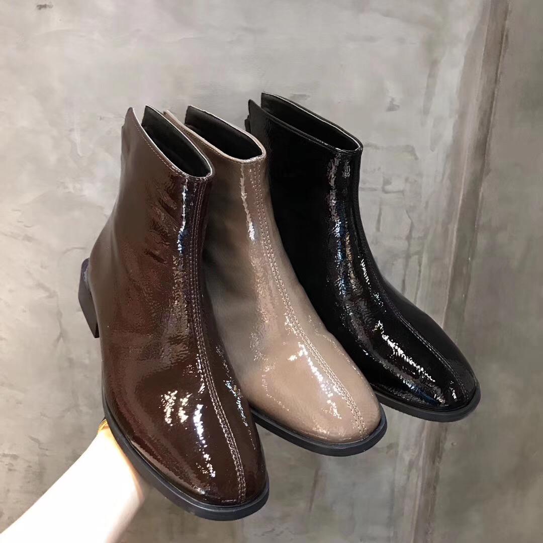 方根馬丁靴