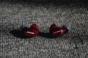 舒尔 E5C动铁舒尔SE535动铁耳机hifi入耳式新款运动耳机蓝牙包邮