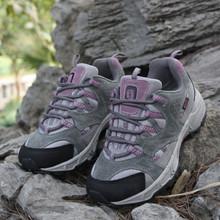 秋冬季轻便防滑鞋透气登山鞋徒步鞋越野跑鞋女户外鞋旅游鞋休闲鞋