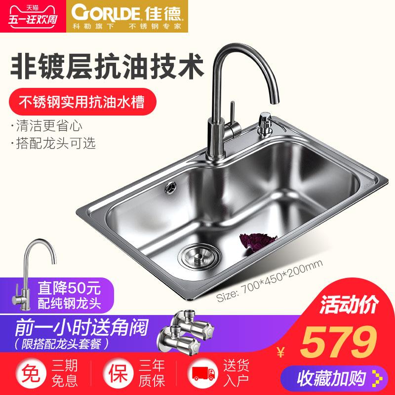 科勒水槽洗菜盆