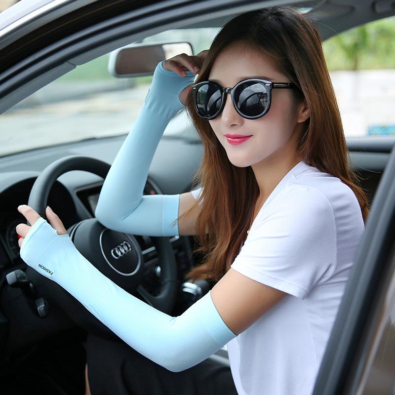 Солнцезащитные перчатки / Рукава для водителей Артикул 592246146239
