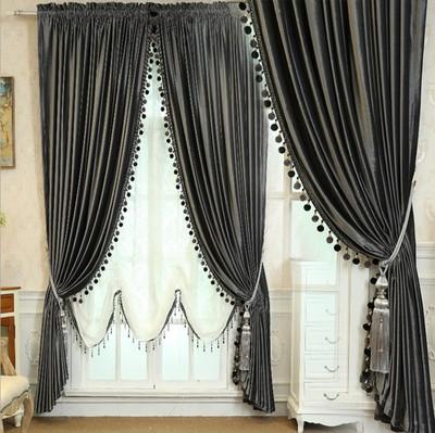 多色拼接窗帘是什么牌子