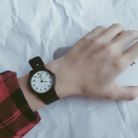 手表男学生卡西欧