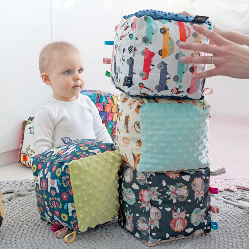 进口La Millou拉米洛五感标签豆豆球/新生婴儿童安抚宝宝玩具偶