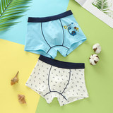 Children's underwear boys cotton pants large children's clothing boys cotton underwear shipping Teen student shorts