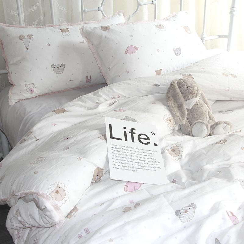 公主床上用品纱纱