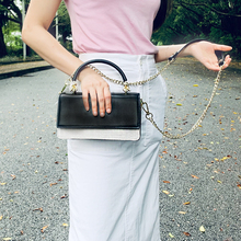 Lady's Bag with Small Bag and Small Square Bag and Single Shoulder Bag New Summer Chain Bag Hand-held in 2019