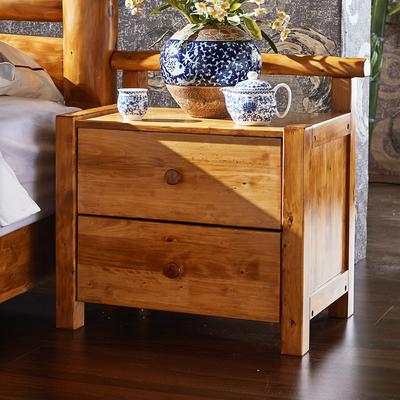 中式风格床头柜