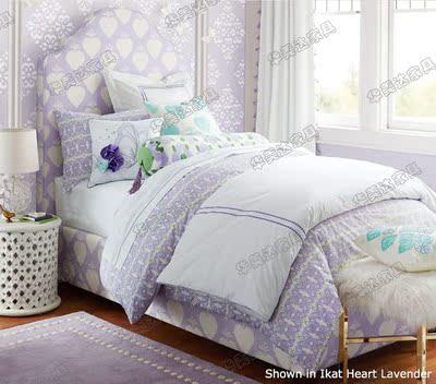 法式布艺软包实木公主床 儿童可定制小户型温馨时尚经典卧室家具包邮