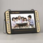12寸全格式移动EVD播放器DVD影碟机高清便携式看戏机带小电视家用