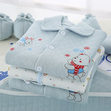 Newborn clothes cotton newborn full moon baby spring and summer just born set autumn and winter high-end baby gift box