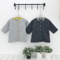 宝宝卡通外套2018秋装新款男童韩版上衣婴幼儿夹克开衫1-2345岁潮