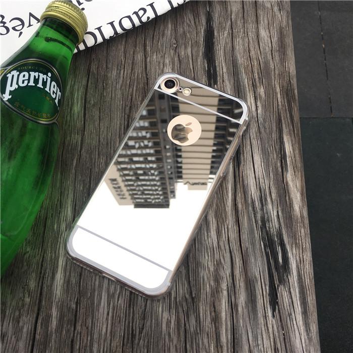 iphone5s手机壳镜子