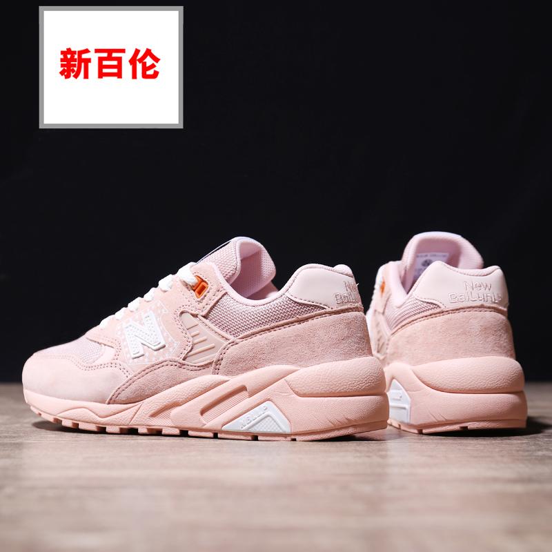新百倫女鞋999櫻花系列粉色580運動鞋學生秋季跑步鞋2019新款男鞋