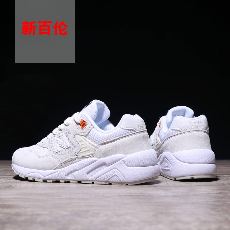 新百倫女鞋999櫻花系列白色580正品秋季運動鞋2019新款跑步鞋男鞋