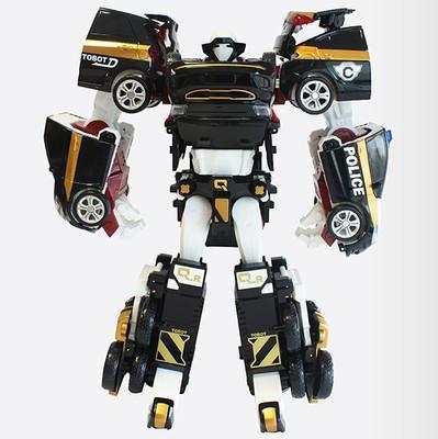 韩国代购 儿童玩具正品生日豪华大礼包大型变形机器人 汽车人模型十大品牌