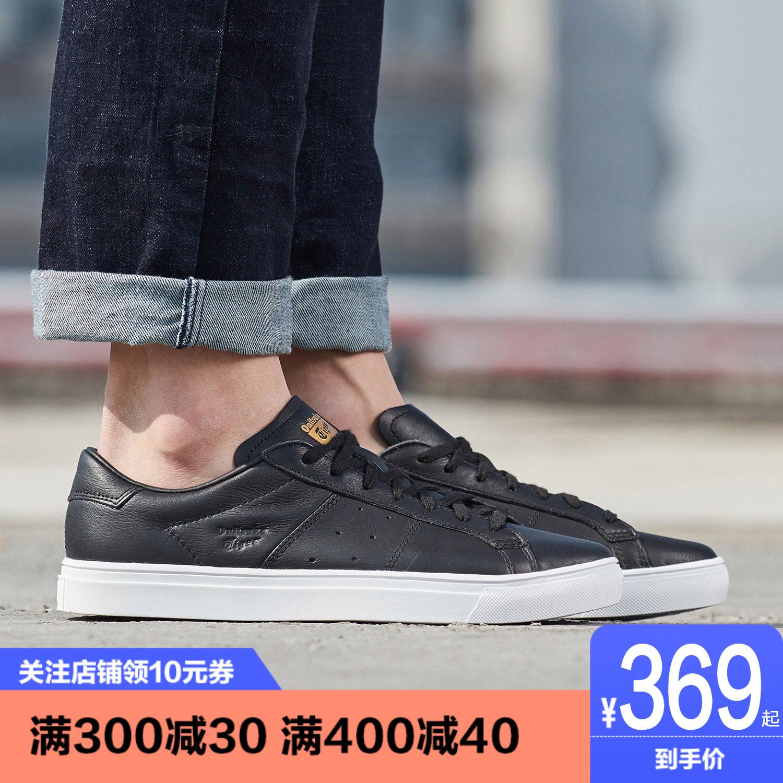 亚瑟士tiger鬼冢虎男鞋女鞋休闲鞋2019新款休闲运动鞋D715L-0101