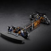 EDAM espirit STE0035 1比10 竞速 平跑 车架 190mm 电房版 KIT