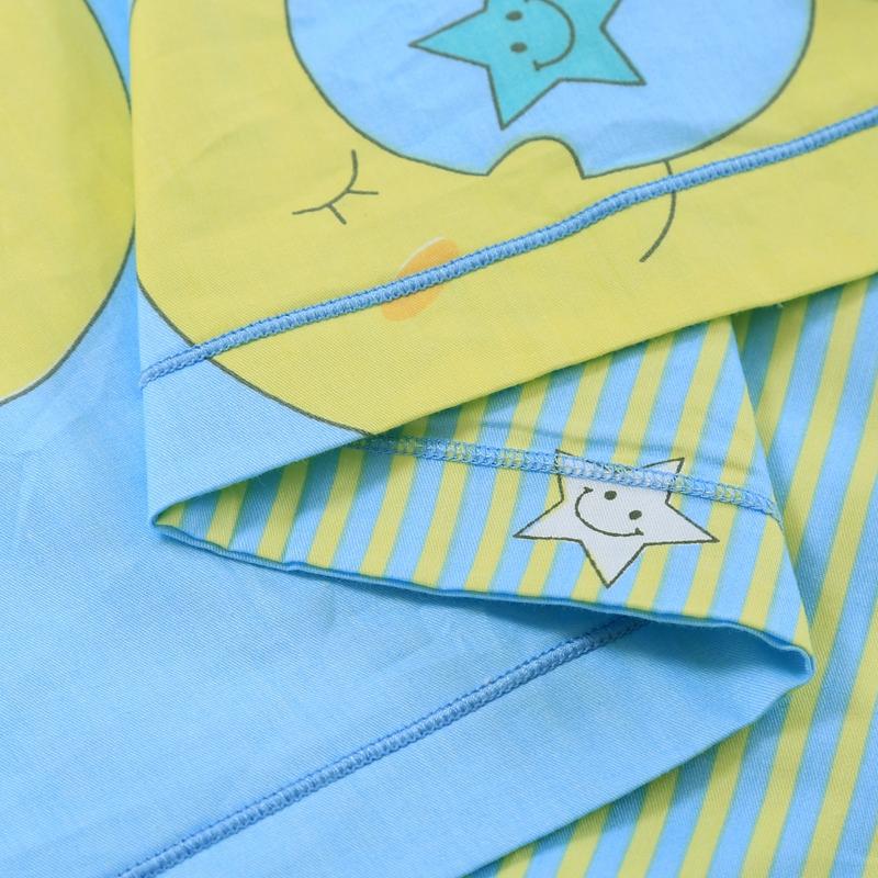 纯棉幼儿园被子三件套含芯 宝宝全棉花被午睡被褥儿童被芯六件套