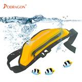 Podragon dive waist pocket super airtight zipper large-capacity outdoor swimming men and women's mobile phone waterproof bag package mail