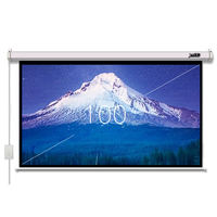 Nut 16:9 projector 100 inches projector home 3D HD electric screen
