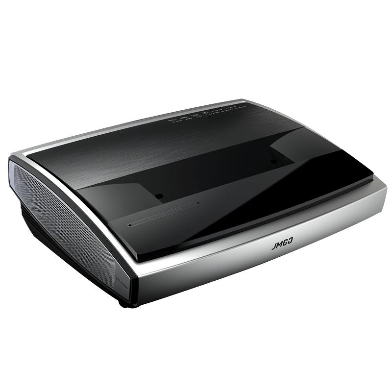 坚果4K激光电视U1家用无线wifi全高清超短焦智能微型投影3D家庭影院无屏电视贴墙投100英寸大屏 支持HDR解码