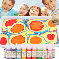 Papite water extension painting liquid high concentration wet extension painting water floating water painting liquid children creative painting materials
