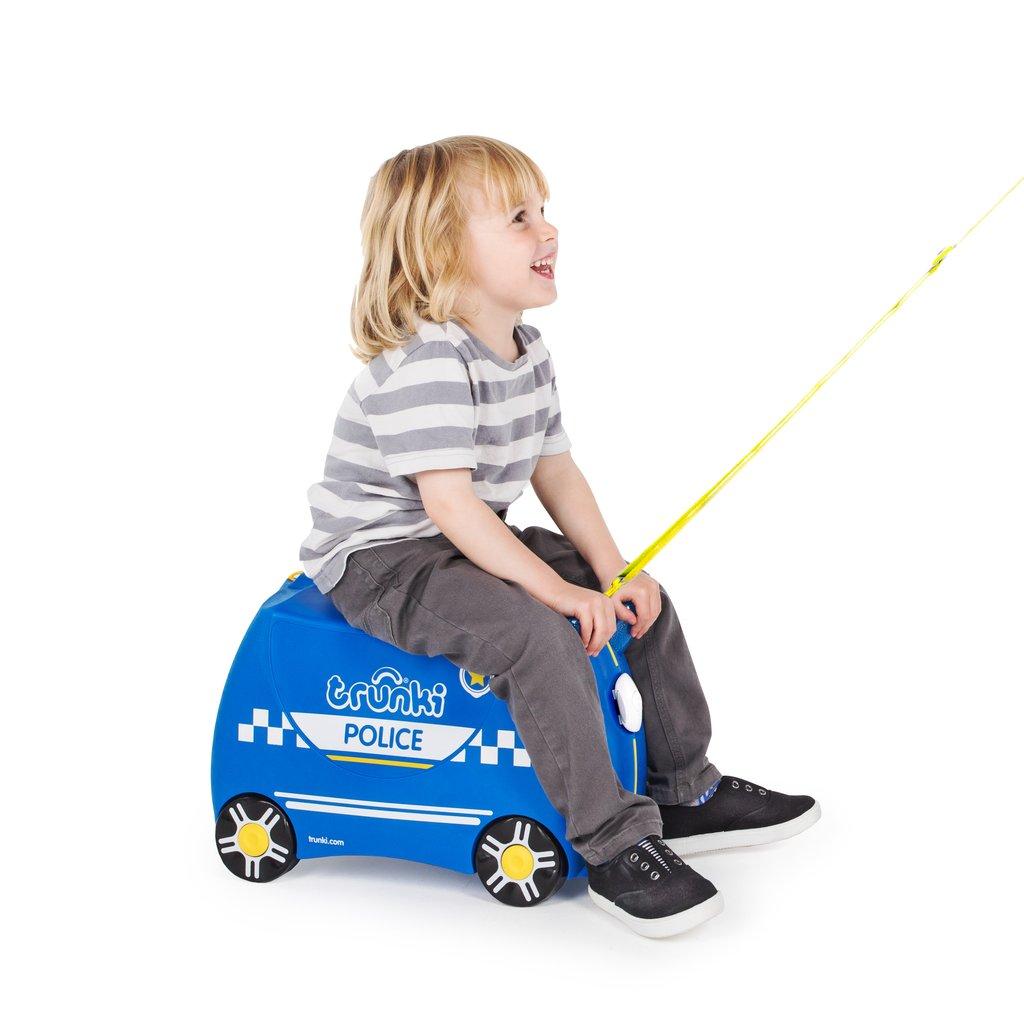 【专柜版】包邮英国trunki儿童拉杆箱 可坐骑行李箱旅行箱骑行箱
