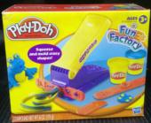 孩之宝正版培乐多彩泥妙趣工厂 无毒橡皮泥儿童手工玩具