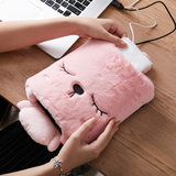 伊暖儿 usb warm hand mouse pad heating heating winter hand warmers warm gloves with wrist warm mouse sets