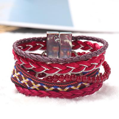 编织多层手环