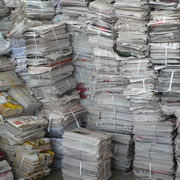 Newspaper packaging newspaper old newspaper package newspaper water absorbent window newspaper decoration filler newspaper