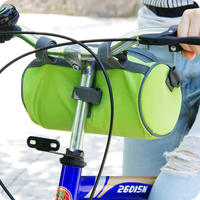 Cycling bag Multi-function bicycle handlebar bag Front bag Mountain bike front-loading 5-inch mobile phone