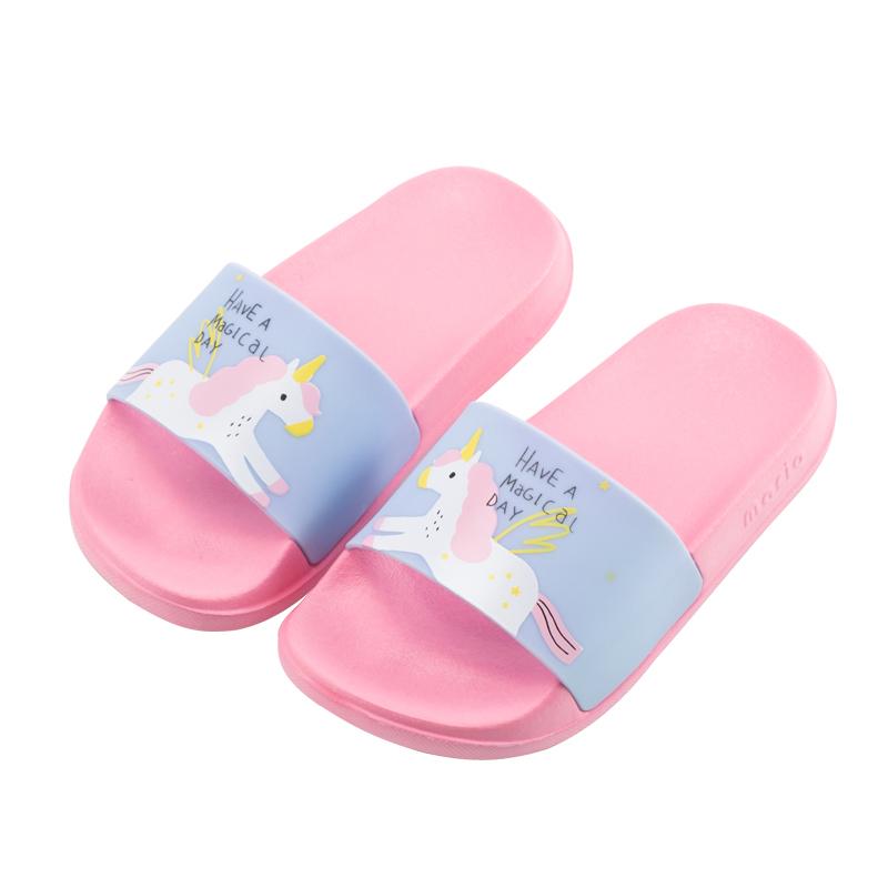 儿童拖鞋夏男童宝宝女童室内家用防滑软底亲子幼儿小孩公主凉拖鞋