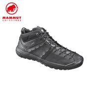 【秋冬新款】MAMMUT/猛犸象男女款GTX防水意式复古中帮通勤鞋