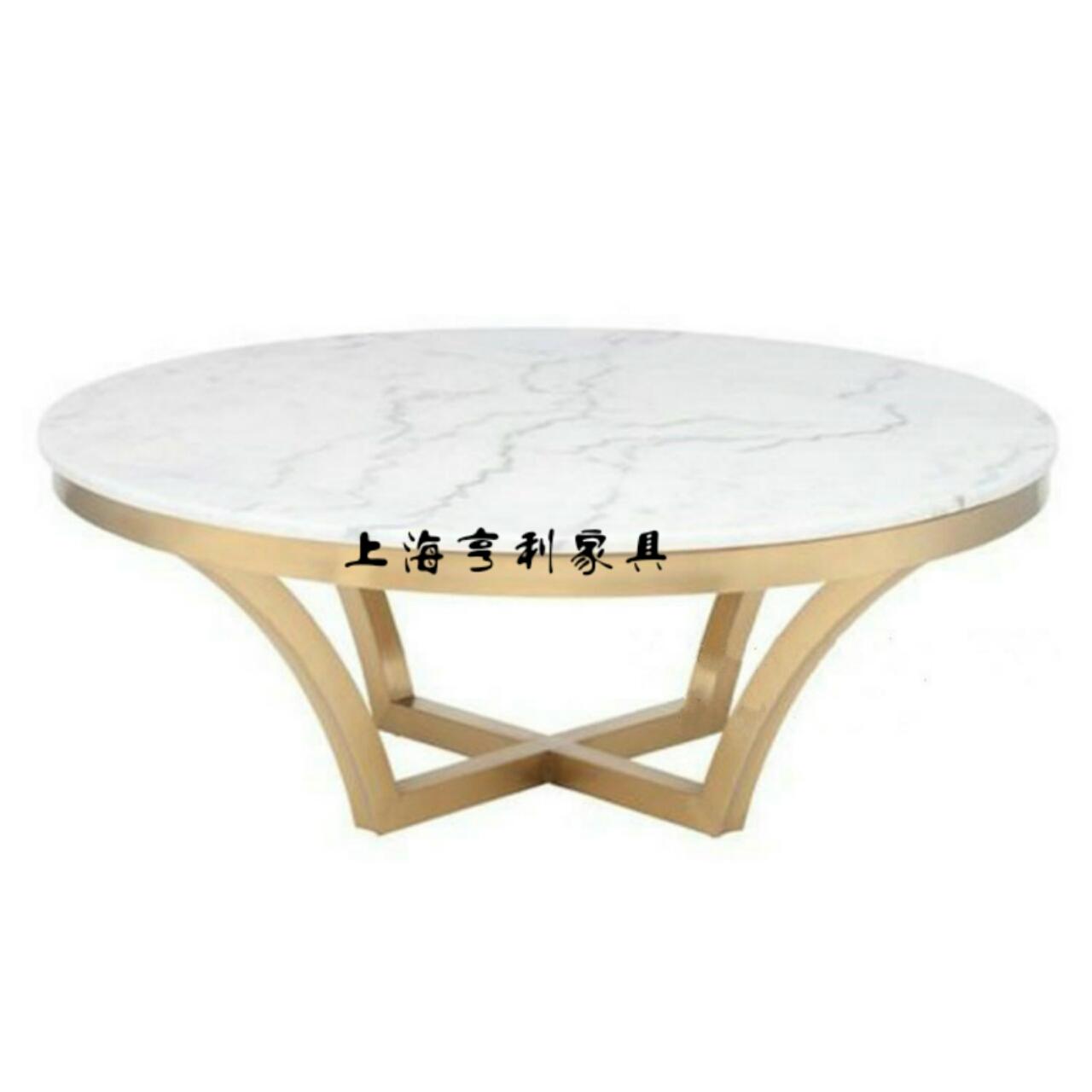 圓沙發咖啡桌