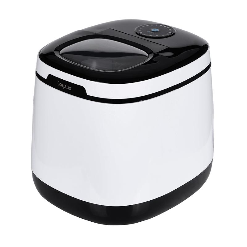 iceplus制冰机 家用制冰机 25kg小型商用制冰机 奶茶店制冰机