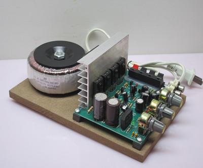 220伏大环牛功放板家用电脑2.0有源diy功放板音响大功率主板