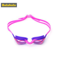 Balla Balla Girls Glasses Children's Goggles Summer Students Large Children Cartoon Swimming Glasses Women