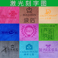 Towel wholesale beauty salon barber shop special absorbent big Baotou beauty salon shop custom LOGO embroidery printing
