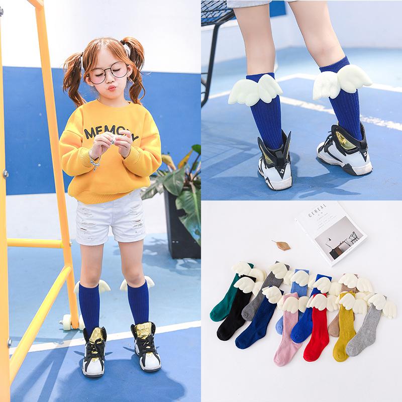 儿童冬季长筒袜子