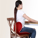 Japanese POE cushion for waist, petal and buttock correction for tail vertebral decompression in pregnant women with hunchback and sedentary artifact