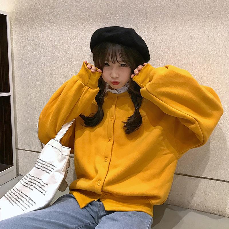 韩版外套女可爱